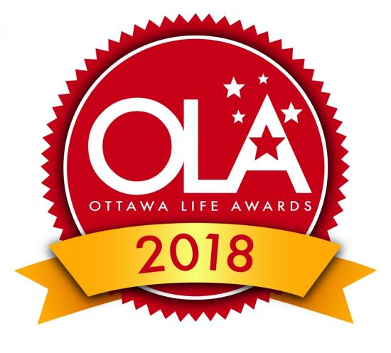 Vote for Ottawa's Best in 2018 Ottawa Life Awards