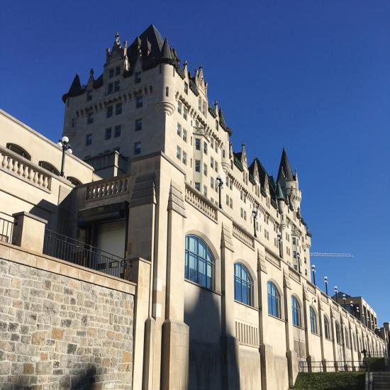 Stupid is As Stupid Does for Chateau Laurier Extension and Ottawa Citizen Editorial Board