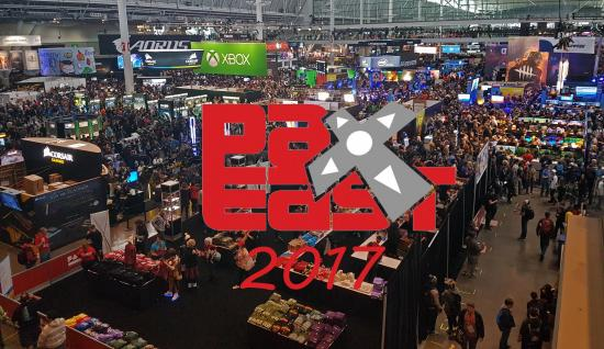 Take a Leap into the World of Video Games at PAX East 2017