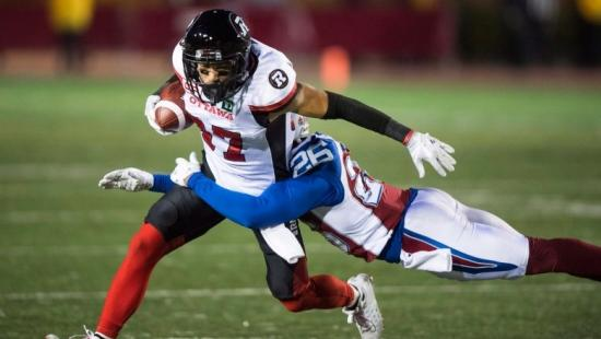 Redblacks Look to Bounce Back Against Alouettes in East Division Matchup