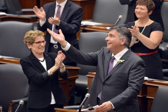 Ontario: Is This a Wynne-ing or a Losing Budget?