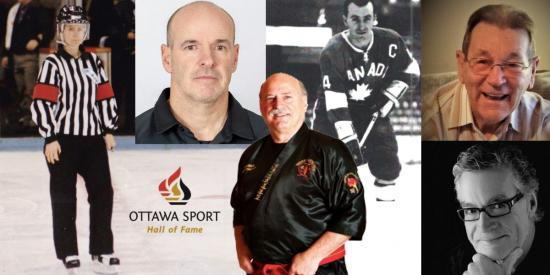 The Ottawa Sport Hall of Fame announces six 2020 inductees