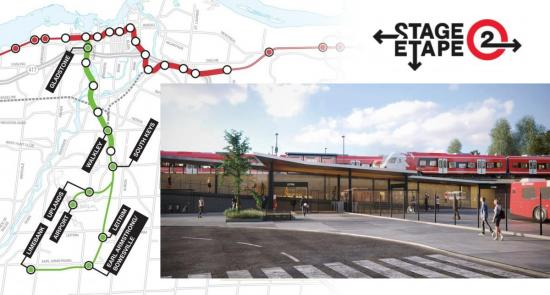 """Plan needed for """"Ugly Duckling"""" OTrain station"""