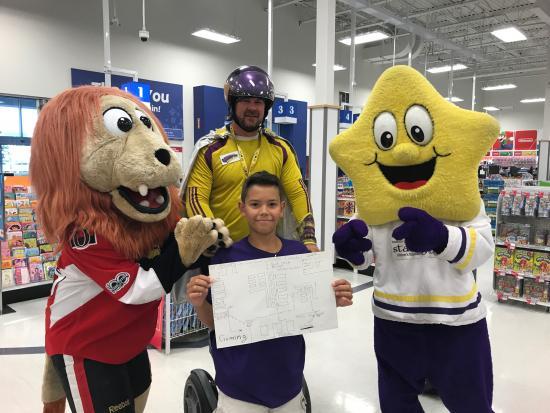 Ottawa Boy Battling Leukemia Gets Chance at Dream Toy Dash