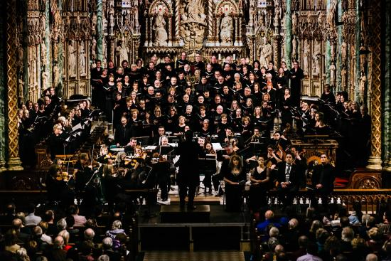 "Ottawa Classical Choir Presents Rossini's ""Petite messe solennelle"""