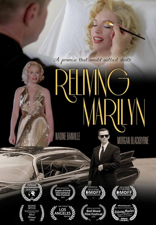 Ottawa filmmaker Morgan Blackbyrne talks about the inspiration behind his film Reliving Marilyn
