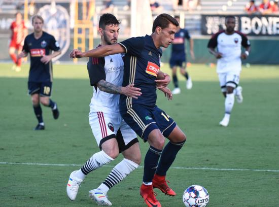 Ottawa Fury fall victim to North Carolina FC's clinical finishing in 4-2 defeat