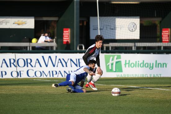 Ottawa Fury FC get first win of the season against Penn FC