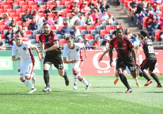 Ottawa Fury FC growing in confidence in 2-0 win over Atlanta United