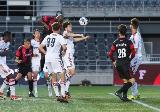 Ottawa Fury FC too strong and too good in 3-0 win over Ontario rivals Toronto FC II