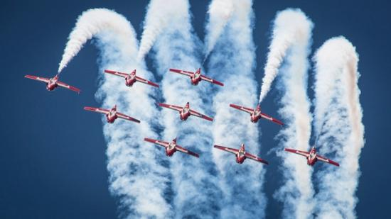 Ottawa Gatineau Air show Flies Again This Weekend