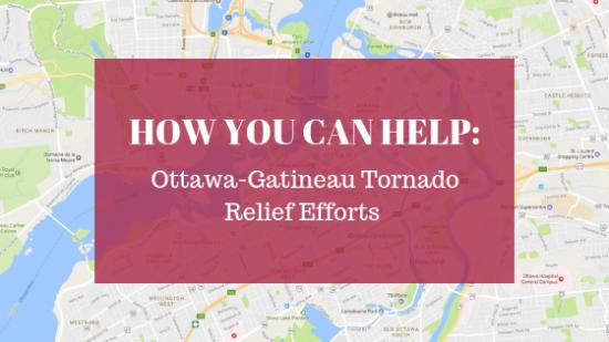 How you can help with Ottawa-Gatineau tornado relief efforts