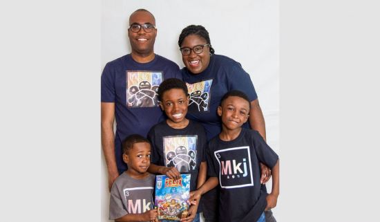 Ottawa mom and advocate inspires with comic book to raise sickle cell awareness