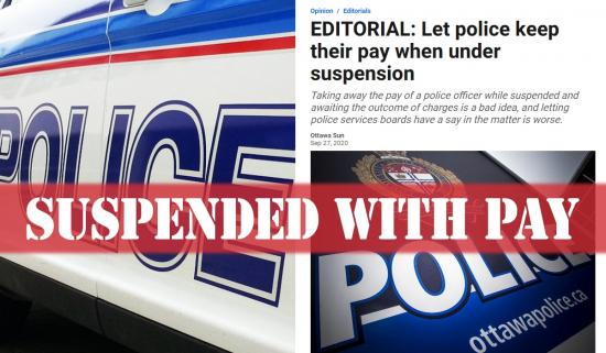 The Ottawa Sun's preposterous 'editorial on police' is proof that stupid exists