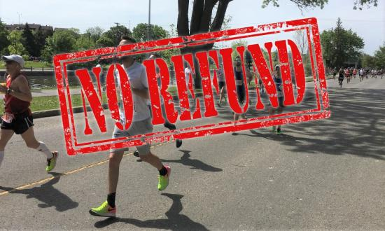Tamarack Ottawa Race Weekend 2020: No race and no refunds