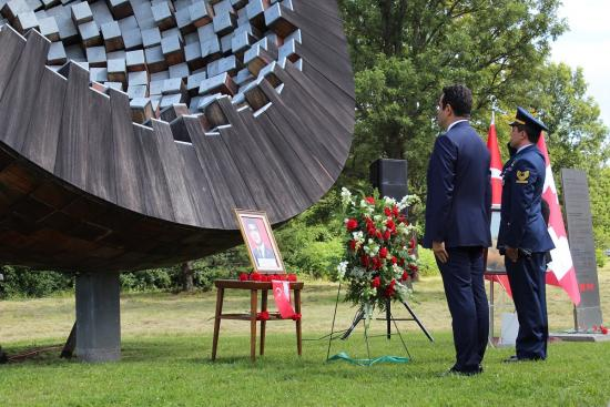 Ottawa Remembers 35th Anniversary of Colonel Atilla Altikat's Death