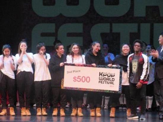 Ottawa Shows Off its Talents for K-pop World Festival