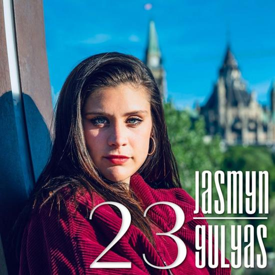 Folk rock singer/songwriter Jasmyn Gulyas comes of age on her own terms