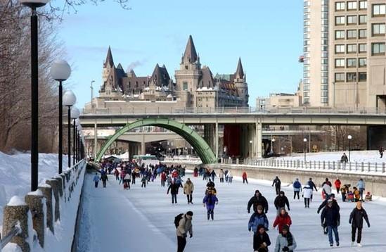 Last Weekend to Experience Winterlude in Ottawa