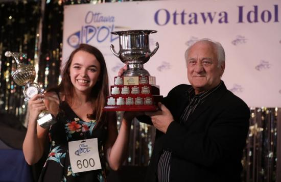 Victoria Rose's rise to the top of Ottawa Idol