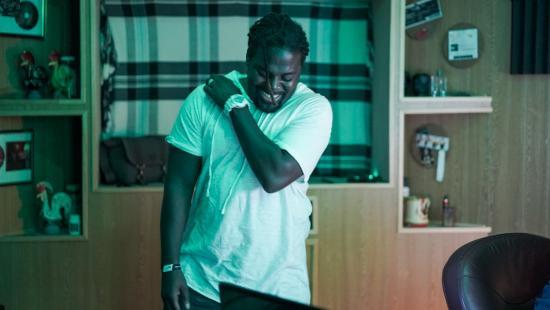 "DJ Prosper offers some ""Mental Motivation"" during trying times"