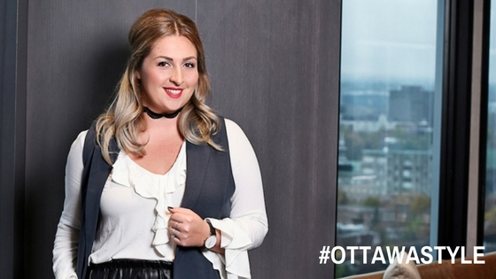 #OttawaStyle with Chantal Sarkisian
