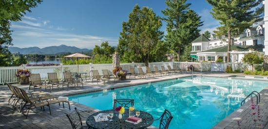 Close to Home Far From Ordinary - Lake Placid's Iconic Mirror Lake Inn Resort and Spa
