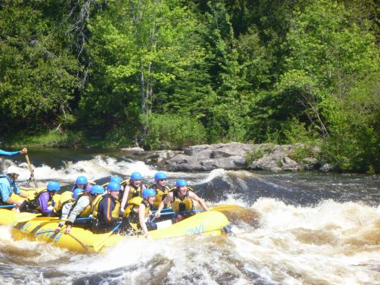 An Unforgettable Outing with OWL Rafting