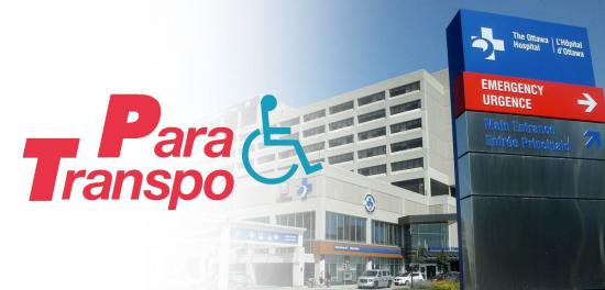 Yet another example of how the healthcare system and the City of Ottawa fail people with disabilities