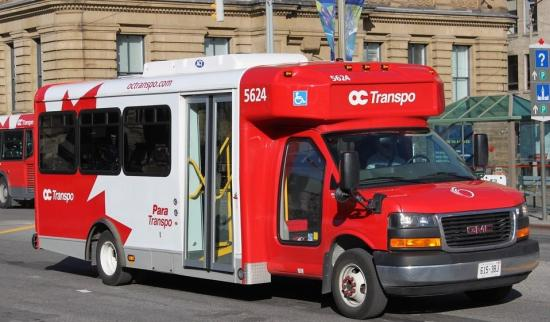 Para Transpo: The neverending battle for a smoother ride