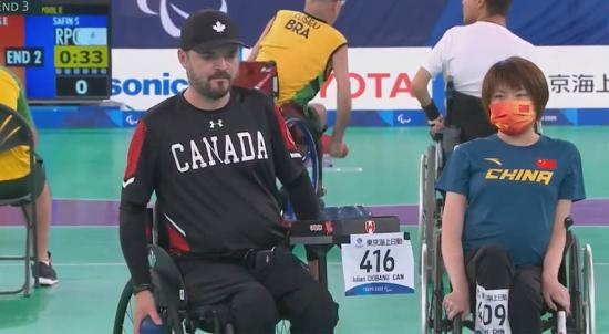 A quick thank you, and a big shoutout to our Canadian Paralympic athletes