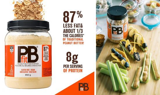 America's most popular peanut butter sold on Amazon — PBfit comes to Canada