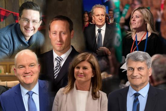 The winnability factor—Charest, Poilievre, Ambrose are the early favourites in the Conservative leadership race