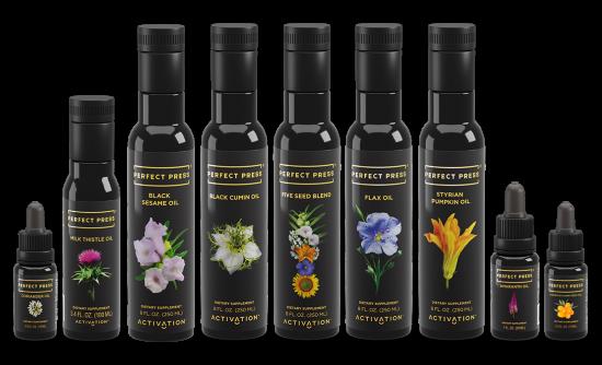 Perfect Press® Oils