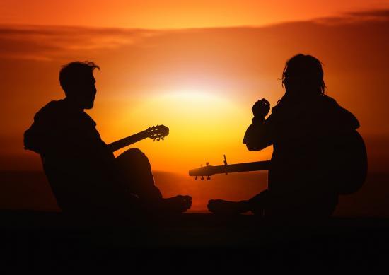 Guitars for Vets Provides Musical Medicine