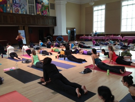 Ottawa's Yogini Yogathon raises $17,000 for charities