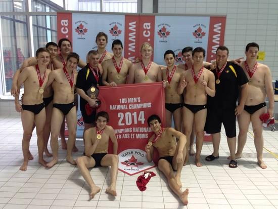 Ottawa Titans Grab Gold