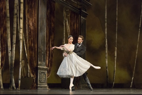 The National Ballet of Canada Presents Onegin at the NAC
