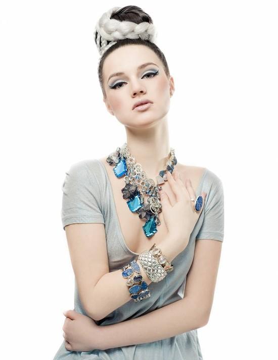 Natural Beauty: Andrea Kolpaska's designer jewellery