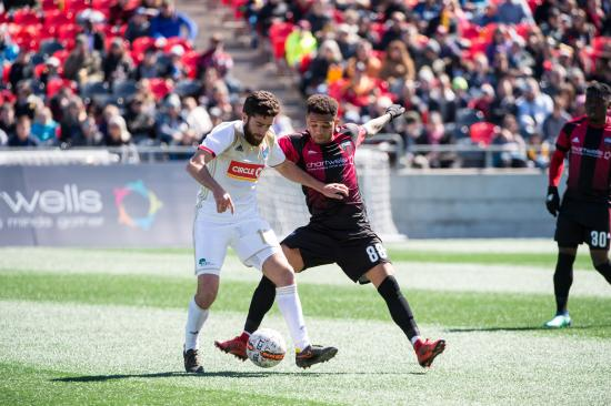 Pieces are coming together for Ottawa Fury FC in 1-1 draw against North Carolina FC