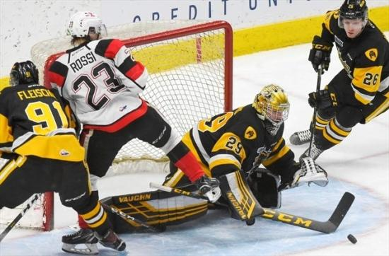 Playoff bound: new 67's forwards help lead Ottawa to two wins and a postseason berth