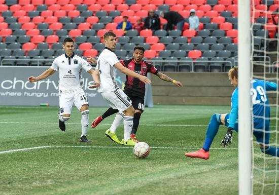 Popovic calls for support after Ottawa Fury FC defeat Bethlehem Steel FC 1-0