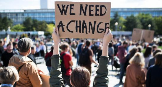 An immodest proposal for change to climate change