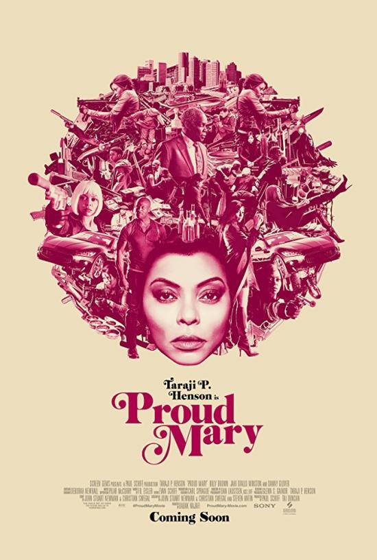 Film Review: Proud Mary