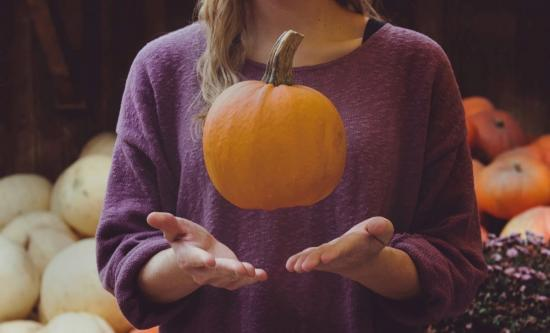 Healthy benefits of our favourite fall ingredients and Thanksgiving ideas