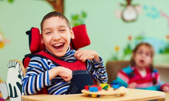 Children with disabilities disproportionately affected during COVID-19