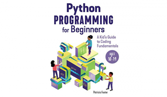 Python Programming for Beginners makes coding kid-friendly, accessible and fun
