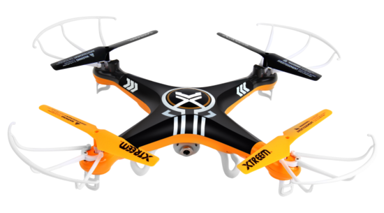 Xtreem QuadForce Video Drone