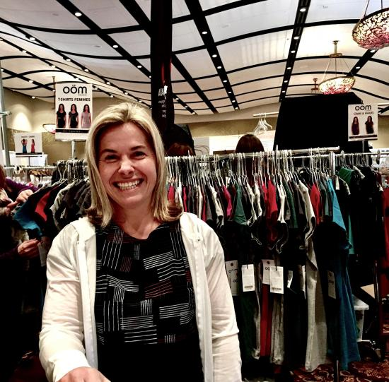 Quebec Designers Staying On Track With Eco Fashion
