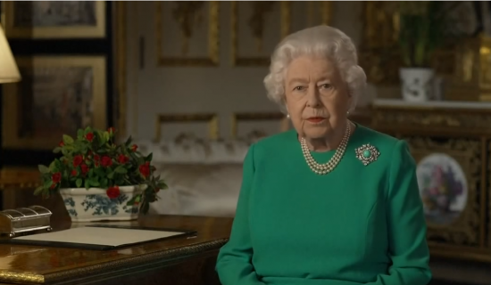 Colour in the time of COVID: Why the Queen wore emerald green
